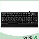 Accesorios para Ordenador teclado normal con buena calidad (KB-1702)