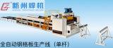 Gmw1-16*130-1000 Medium-Frequency Rejilla de acero de la línea de producción de soldadura
