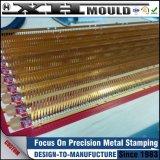 OEMのカスタム押す金によってめっきされる半導体SMD LEDの銅の鉛フレーム
