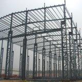 Almacén prefabricado del acero estructural del diseño de la manera