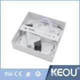120X120mm 6With7W eingehangene LED Oberflächendeckenleuchte imprägniern