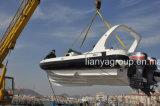 Шлюпка яхты Liya 24.5feet воинская раздувная для сбывания
