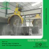 Bloque Mulitblade Wanlong cortadora, máquina de corte, la piedra de la máquina, máquina cortadora de bloque de granito
