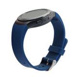 20mm desporto em borracha de silicone macia tira de banda de relógio para engrenagem Samsung S2