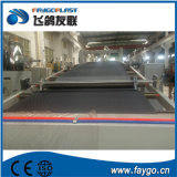 Ligne de tissu-renforcé d'extrusion de boyau de PVC