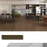 Mattonelle interne o esterne del pavimento di legno della porcellana del materiale da costruzione della parete (VRW12N2022, 200X1200mm)