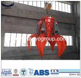 14t Pince hydraulique électrique pour la ferraille d'acier sur la vente