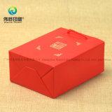 Mini bolsa de papel de pila de discos de Printng de la nueva llegada para el empaquetado del guante