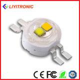 LED de alta potencia (blanco/rojo/azul/amarillo/verde).