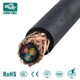 Kabel van de Kern Cable/3 van de kabel Manufacturer/PVC de Flexibele