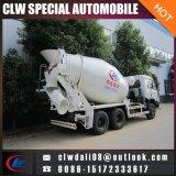camion du mélangeur 7cbm concret, LHD ou camion de mélangeur concret de Rhd Chine en vente chaude