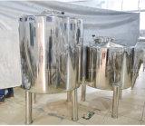 Gebildet vom SUS 304 Sammelbehälter, wenn das flüssige Glasanzeigeinstrument, gut keine Leckage dichtet, CIP Rorating
