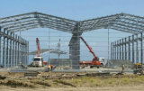 Het Zware Project van uitstekende kwaliteit van de Structuur van het Staal van de Workshop van de Structuur