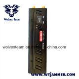 Jammer UHF VHF WiFi GPS 8 Jammers антенны Handheld и сигнала телефона 3G 4glte