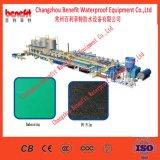 3-4мм битума водонепроницаемые мембраны производственной линии