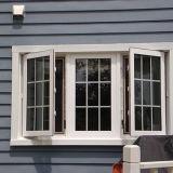 ألومنيوم يطوي نافذة مع يعزل تأثير صدمة يصنّف زجاج