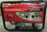 2kw 5kw 10kw de Generator van de Benzine met de Luchtgekoelde Motor van Honda