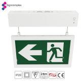 LEDの緊急の警告の出口の印、LEDの出口の照明設備