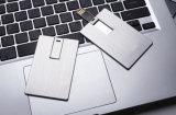 azionamento dell'istantaneo del USB della scheda 1GB per l'azionamento 8GB della penna del USB 16g della scheda del metallo del regalo 4G di promozione