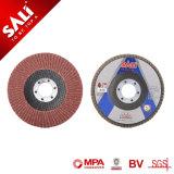 卸し売り熱い研摩剤ディスク折り返しの車輪を中国製販売する