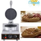 Frühstück-Geräten-Waffel-Maschine