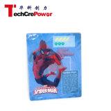 Cartão Lenticular plástico personalizado da impressão 3D da alta qualidade