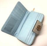 Бумажник 2 цветов с украшением металла