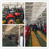 55HP 2 Wdの農業機械のディーゼル農場かまたは庭またはコンパクト耕作するか、または芝生のトラクター