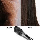 Keramischer Tourmaline-schneller Haar-Strecker-Kamm-schneller Haar-Pinsel