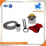 Tratamiento Euipment del calentador de inducción para el cobre de la plata del oro del metal precioso (IGBT)
