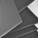 Resinas Hanwha-Totales de los PP Bu510K100 de los materiales negros del color de los plásticos de la ingeniería