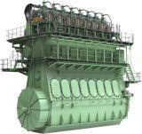 Двигатель Cummins одного цилиндра с дизельным двигателем небольшой бензиновый двигатель
