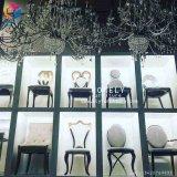 高品質のシンプルな設計の熱い販売のステンレス鋼の椅子Hly-St23