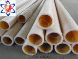 Reines weißes Rohr der Verschleißfestigkeit-UHMWPE