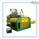 Presse en acier de cuivre en aluminium hydraulique de fer de rebut de TFKJ Y81t-2500