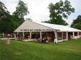 Tenda di immagazzinamento provvisorio per la mostra di cerimonia nuziale di memoria