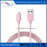 Mfi는 iPhone 7/6/5를 위한 1/2/3m USB 번개 책임 데이타 전송 케이블을 증명했다