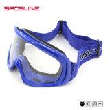 Beschermende brillen van Motorcross van de Glazen van de anti-Wind van de Riem van de motorfiets de Antislip
