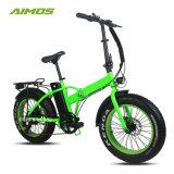 500W電気脂肪質の自転車の安い価格中国Eのバイク