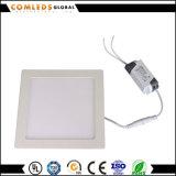 Panel Downlight des Büro-18W eingebettetes Aluminiumquadrat-LED