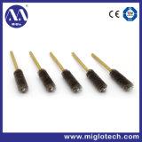 Tube de la Brosse brosse industrielle personnalisé pour l'Ébavurage polissage (CT-100117)