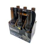 Pack de 6 cervezas/vino cuadro portador (Fp901457)