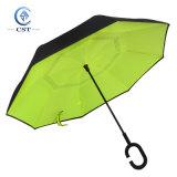 Il doppio della maniglia di Magicbrella C upside-down ha parteggiato ombrello invertito per