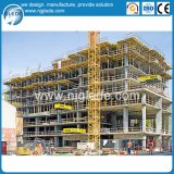 Форма-опалубка таблицы строительного материала легкая двинутая с стальными упорками