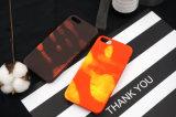 Nuevo Lanzamiento de teléfono de decoloración de la térmica de los casos para el iPhone 8