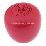 クリスマスのAppleのフルーツの形のBluetooth 1つの4.0のスピーカーに付き小型無線スピーカー2つ