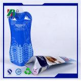 L'abitudine stampata si leva in piedi in su il sacchetto del becco per l'imballaggio per alimenti liquido