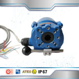 mini actuador eléctrico de la C.C. 24V para la vávula de bola y la válvula de mariposa