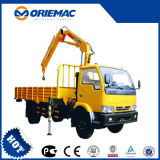 3 Tonnen-kleiner LKW eingehangener Kran Sq3.2sk2q
