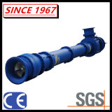 Vertical Length Shaft Submerged Chemical Industrial Sump Pit Centrifugal Pump